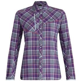 SALEWA Fanes 4 PolarLite Skjorte Damer, violet/grå